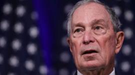 R$ 14 milhões por dia: a estratégia de Michael Bloomberg para enfrentar Donald Trump