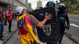 Estado de excepción en Ecuador: por qué continúa el conflicto pese al levantamiento del paro nacional de transportistas