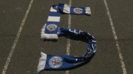 LCFC scarf spells 5