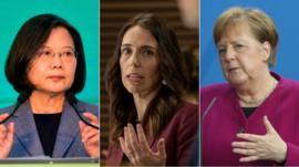 7 mujeres que están al frente de algunos de los países que mejor están gestionando la pandemia de coronavirus