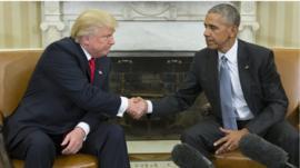 6 grandes medidas de Obama que Trump puede revertir sin muchas dificultades (y una más complicada)