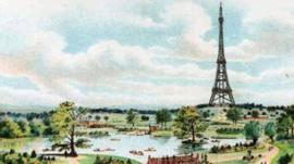 La peculiar historia de la Torre Eiffel de Londres y del visionario magnate que la soñó