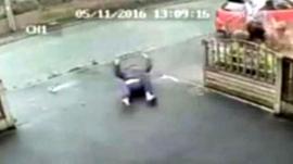 St Helens crash