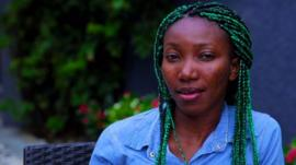 Lagos Death Cafe founder Hope Ogbologugo