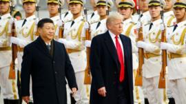 5 frentes de disputa entre EE.UU. y China en medio de la pandemia de coronavirus