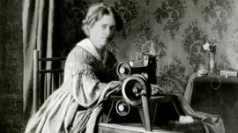 La revolución accidental que provocó la máquina de coser Singer
