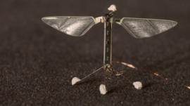 A microbot