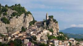 La región de Italia que se hizo famosa por