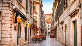 Dubrovnik, la ciudad medieval planeada para una cuarentena