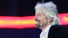Richard Branson, el multimillonario que ofrece su paradisiaca isla privada para conseguir un préstamo y salvar su aerolínea