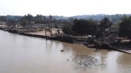 Sinking island of Ghoramora