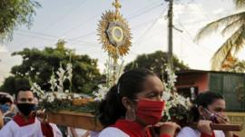 5 insólitas cosas que ocurren en Nicaragua mientras los expertos advierten de la