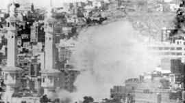 حصار الكعبة: الواقعة التي غيرت مسار تاريخ السعودية الحديث