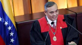 La recompensa de US$5 millones que EE.UU. ofrece por Maikel Moreno, jefe del Tribunal Supremo de Justicia de Venezuela