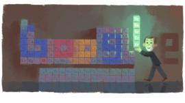 Quién fue William Ramsay, el químico que revolucionó la tabla periódica con su descubrimiento de los gases nobles y que Google homenajea con un doodle