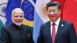 चीन: मनमोहन सिंह की राह पर चल रहे हैं पीएम मोदी?