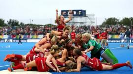 EuroHockey 2015: England wins Euro title in shootout