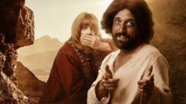 Qué se sabe del ataque con cócteles molotov a la productora brasileña que retrató a Jesucristo como gay en un filme de Netflix
