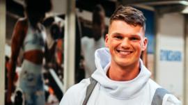 英国运动品牌Gymshark的创始人本·弗朗西斯(Ben Francis)