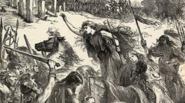 6 lecciones de liderazgo que puedes aprender de la reina guerrera Boudica, quien aterrorizó a los romanos