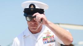 El asesinato de un adolescente que reveló el secreto mundo de los Navy Seals, el cuerpo de élite de la Marina de EE.UU.