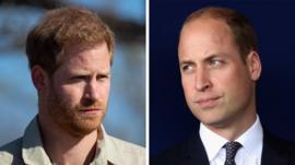 Por qué la relación entre los príncipes William y Harry