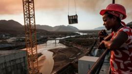 الخلافات بين مصر وإثيوبيا حول سد النهضة تزداد حدة