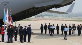 Los soldados de EE.UU. desaparecidos en la Guerra de Corea a los que sus hijos llevan décadas buscando