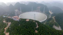 El ojo de China en el cielo