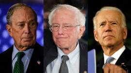 Sanders 'socialista', Biden 'moderado' ou Bloomberg 'gastador': por que Superterça pode decidir adversário de Trump