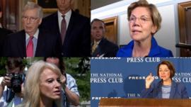 Four DC politicians