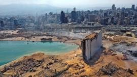 La caótica cadena de acontecimientos que llevó a que se desatara el infierno en el puerto de Beirut