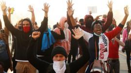 Una nueva oleada de protestas por la muerte de George Floyd estremece EE.UU.