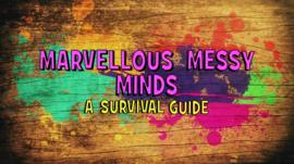Marvellous Messy Minds graphic