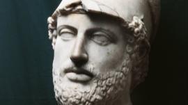 体育足球Bust of Pericles