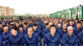 Los documentos secretos que exponen un sistema de lavado de cerebro y detenciones masivas de uigures en China