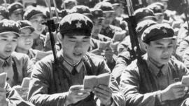 Young Chinese Red Guards