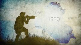 Iraq graphic