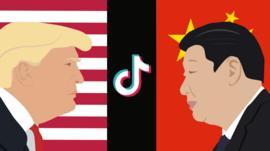 6 claves para entender cómo TikTok quedó en medio de la pelea geopolítica entre China y Estados Unidos