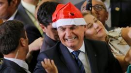 Fim do benefício, Amarildo e Carajás: as idas e vindas de Bolsonaro sobre o indulto de Natal
