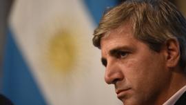 Qué significa la sorprendente renuncia de Luis Caputo al Banco Central de Argentina (en pleno paro nacional y con Macri en Nueva York)