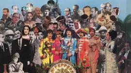 كيف اجتمع جمال عبد الناصر وفرقة البيتلز في معرض فني؟