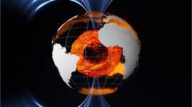 Por qué el Polo Norte magnético de la Tierra se está desplazando de Canadá a Rusia
