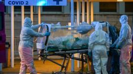 Italia supera a China y se convierte en el país con más víctimas mortales de covid-19