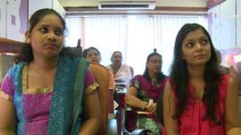 Female debt collectors
