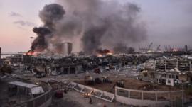 هل انفجار بيروت