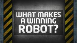 What makes a winning robot?