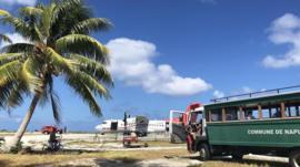 Las remotas islas en el centro del Pacífico que ningún extranjero visitó en los últimos 72 años