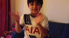 Spurs fan