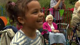 Children and care home residents